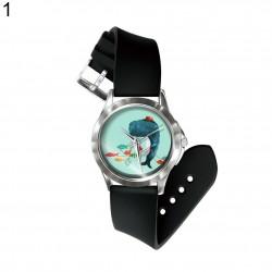 Women's & children's analog quartz watch