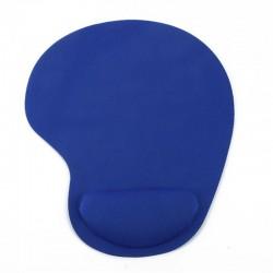 Wrist protect optical trackball mouse pad mat