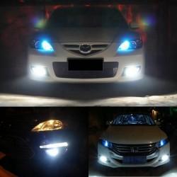 DC 12V H3 LED bulb fog driving car light 2 pcs