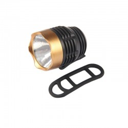 Q5 LED - 3 modes - bike front lamp - waterproof - built-in battery