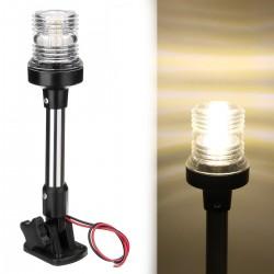 12-24V - fold down - LED navigation light for boat & yacht - 25cm