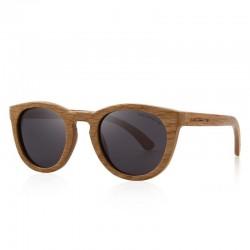 Retro - handgemaakte houten zonnebril - unisex