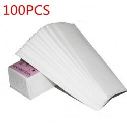 Wax hair removal - paper rolls 100pcs