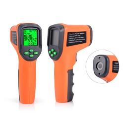 FOSHIO 10-99999 U / min - digitaler Lasertacho - berührungsloser fotoelektrischer Autotacho