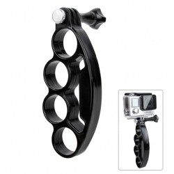 GoPro 2 / 3 / 3+ / 4 Finger Knuckle Grip Mount