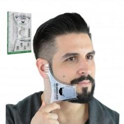 Beard Shaping Styling...