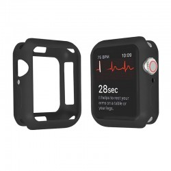 Soft Silicone Case - for Apple Watch 42mm - 38mm - 40mm - 44mm
