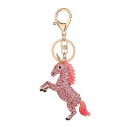 Crystal Unicorn - Keychain