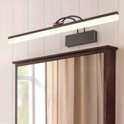Amerikaanse stijl - badkamerspiegellamp - LED wandlamp - lamp - 8W - 39 cm