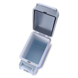 12V 75L mini - portable dual-use cooler & warmer - multi-function car refrigerator