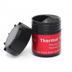 Thermal grease CPU GPU heatsink compound grey silicone 20gr