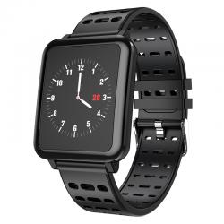Q8 Smartwatch IP67 Wasserdichte Tragbare Gert Bluetooth Schrittzhler Herz Rate Monitor Farbe Displ