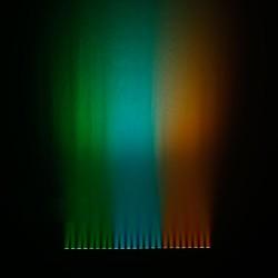 80W RGBW 4 in 1 LED-Leiste - Laser-Bühnenlampe - Hintergrundbeleuchtung - Disco-Licht