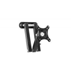 Universal rotated wall mounted TV holder - bracket