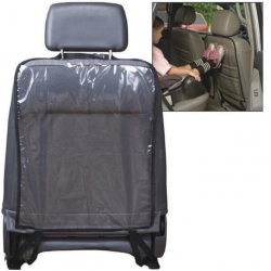 Car seat back protective cover - sleeve