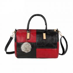 Small shoulder & crossbody bag with tassel