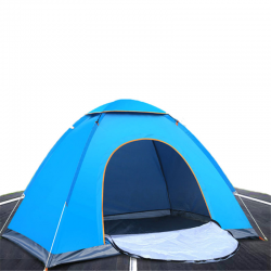 Outdoor portable waterproof hiking camping tent