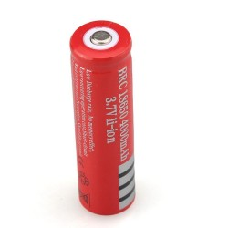 18650 - 3.7V 4000mAh rechargeable li-ion battery