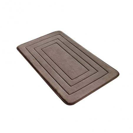 Memory foam bath mats