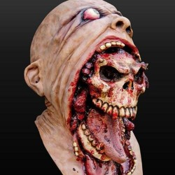 Bloody zombie - full face Halloween mask