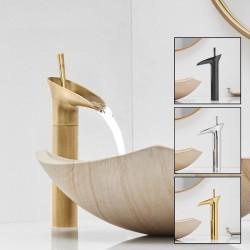 Moderne badkamer water kraan