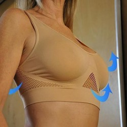 Posture corrector - lift-up fitness bra