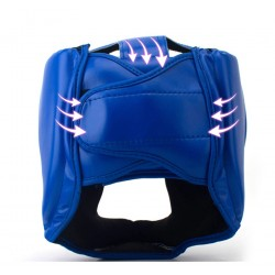 Kickboxing helmet - unisex - training equipment
