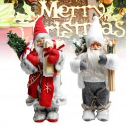 Weihnachtsdekoration Santa Claus Puppe