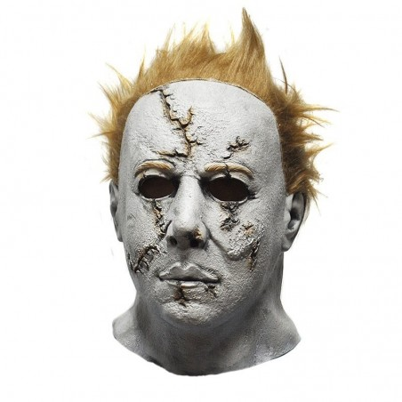 Michael Myers Halloween latex mask