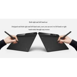 XP-Pen Star G640 G - graphics tablet - digital drawing - OSU 8192 levels - pressure 266RPS