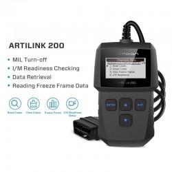 ArtiLink 200 - auto diagnostisch hulpmiddel - OBDII OBD2 scanner - X431 codelezer 3001