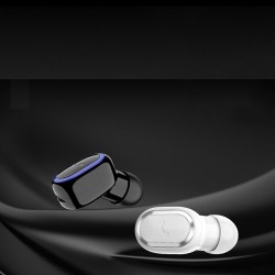 5.0 micro mini Bluetooth headset - single wireless earpod
