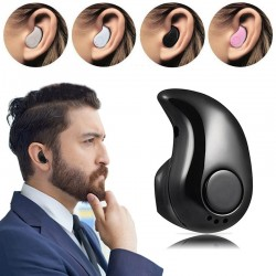 Mini Bluetooth draadloze oortelefoon - in-ear headset earbud