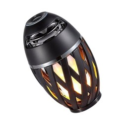 Wireless Bluetooth touch speaker with Led flickers lights