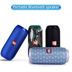 TG117 Bluetooth-Funklautsprecher - wasserdicht - Säule - TF-Karte - FM Radio - AUX