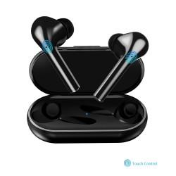 Bluetooth V5.0 - touch-bediening headset - noise-cancelling - TWS draadloze dubbele oordopjes