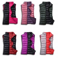 Warm - down - double-sided vest