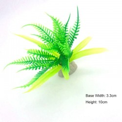 Aquarium decoration - non toxic - artificial plant