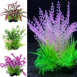 Simulation artificial plants - aquarium decor water weeds -ornament plant - fish tank aquarium grass