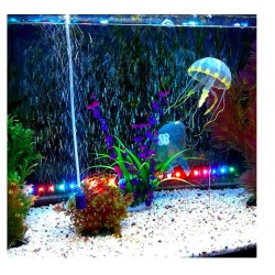 Aquarium Artificial Silicone Jellyfish S - M - L
